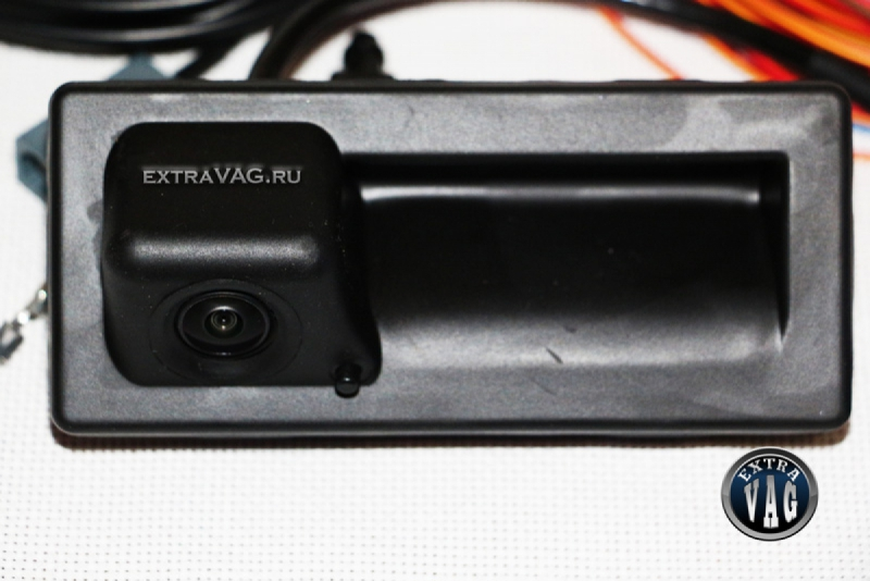 Камера с омывателем. Оригинальная для RCD 330G, 330 plus
