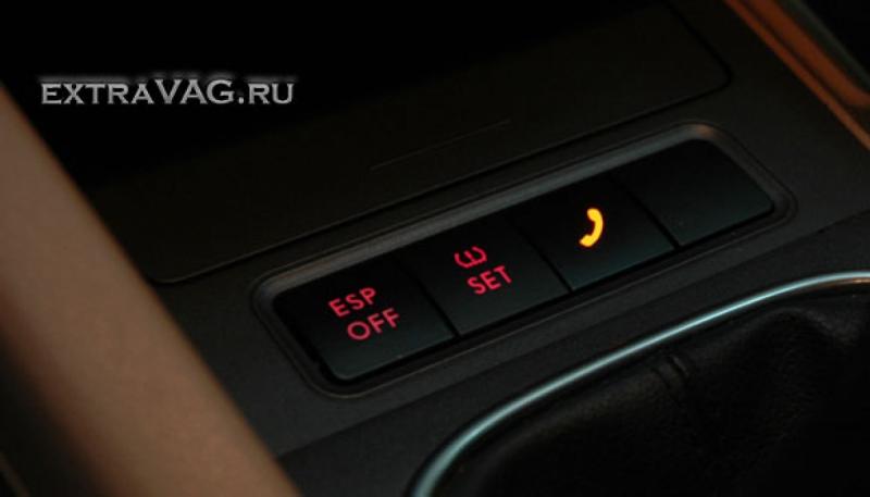 "Кнопка ""Телефон"" для Golf, Jetta"