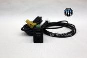 Гнездо USB +AUX для RCD 510 Delphi