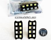 LED платы ECP в двери Skoda Octavia